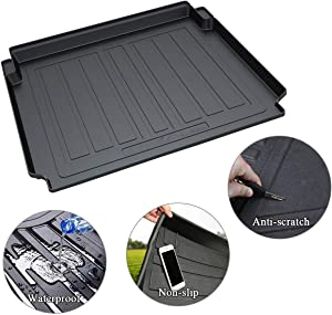 PSLER Rear Cargo Liner Trunk Tray Floor Mat for Land Rover Range Rover(Sports Version)2011-2019