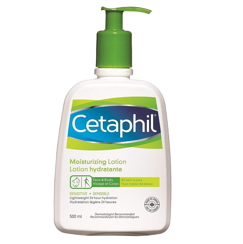 Amazon Com Cetaphil Moisturizing Lotion 500ml Beauty