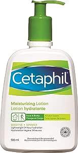 Cetaphil Moisturizing Lotion 500ml