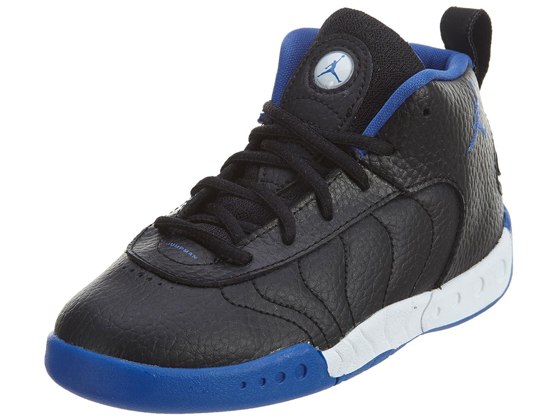 Jordan Boy's Jumpman Pro Basketball Shoes B00DQ67DYQ 6 M US Toddler|Black Varsity Royal S