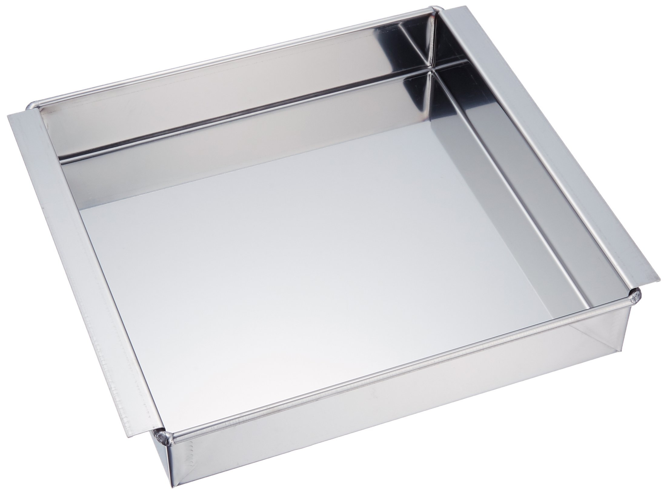 Stainless Mold - 8.4''x8.4'' (21 cm)