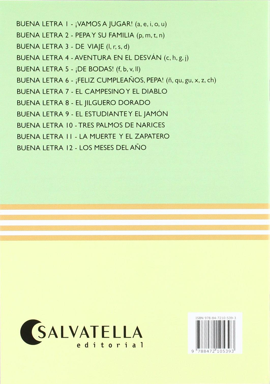 Buena letra cursiva 11: Amazon.es: Sabaté Rodié, Teresa: Libros