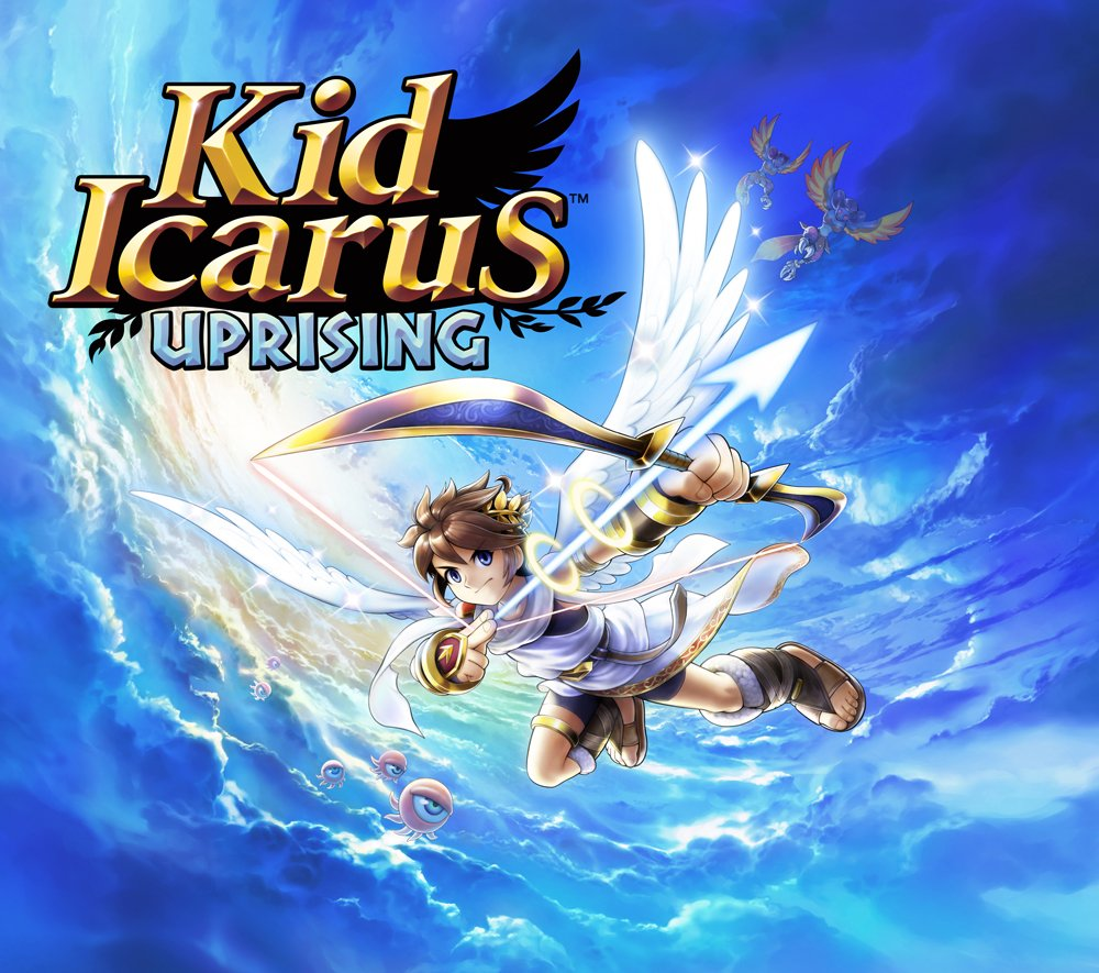 Amazon Kid Icarus Uprising