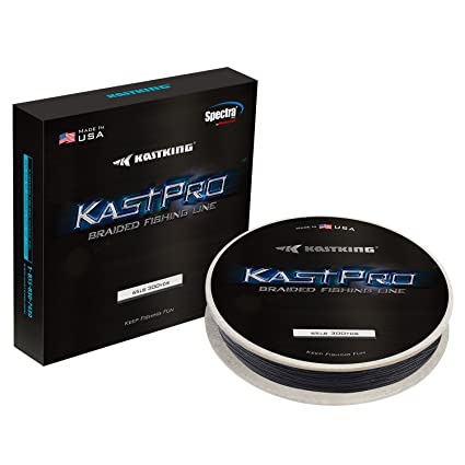 Amazoncom Kastking Kastpro Braided Fishing Line Spectra