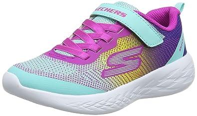 Skechers Girls' Go Run 600 dazzle Strides Trainers
