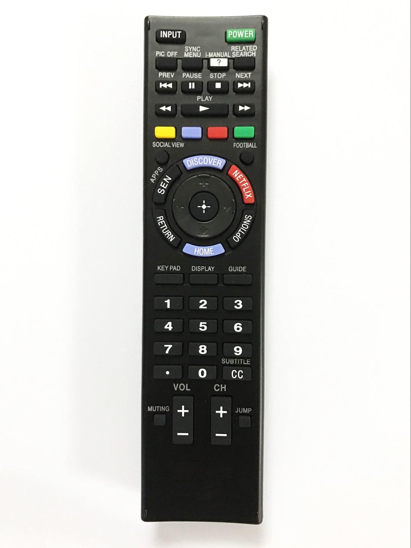 Control Remoto Kdl 48w600b Kdl 60w610b Kdl 70x830b Kdl 55...
