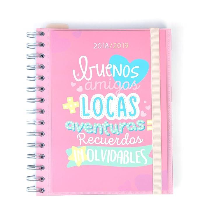 Grupo Erik Editores - Agenda escolar CAROUGE 2018/2019 ...