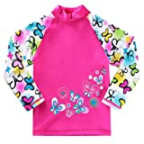 BAOHULU Girls Swimsuit UPF 50+ UV Protective 3-12