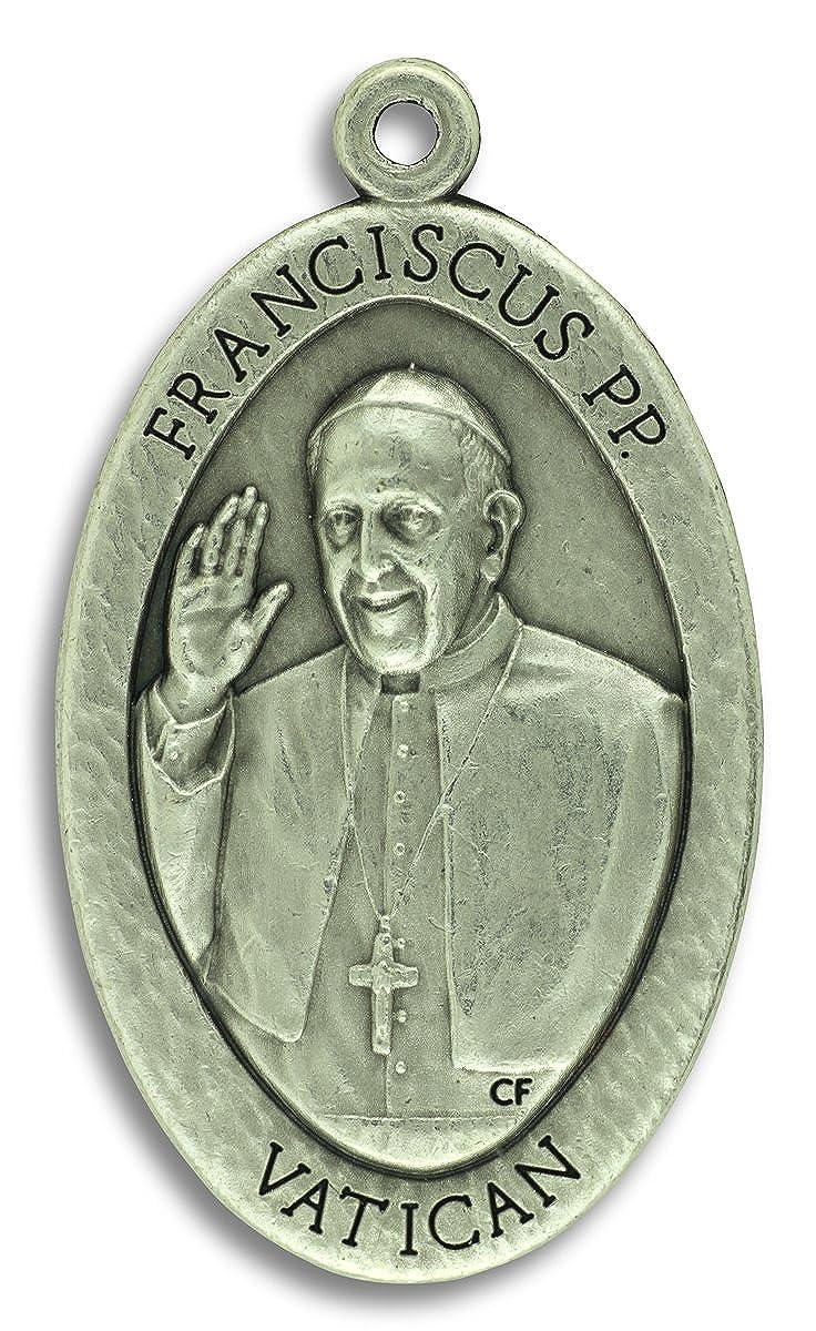 Amazon.com: Lot de 5 – Medalla de Papa Francis/Jubilee Año ...