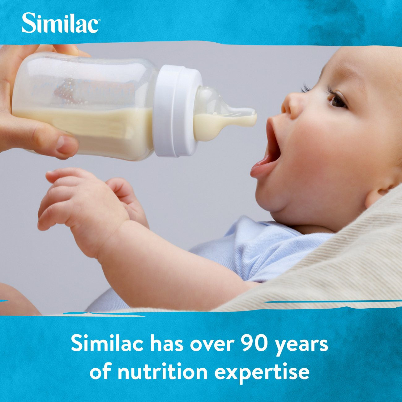 Similac For Supplementation Infant Formula with Iron, Ready-to-Feed Bottles, 2 Ounce, (48 ct) by Similac (Image #2)