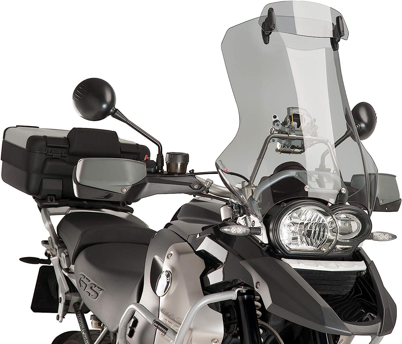 Puig 5916H Kuppel Touring//Visier und 20mm BMW R1200gs Transparent//Rauchgrau