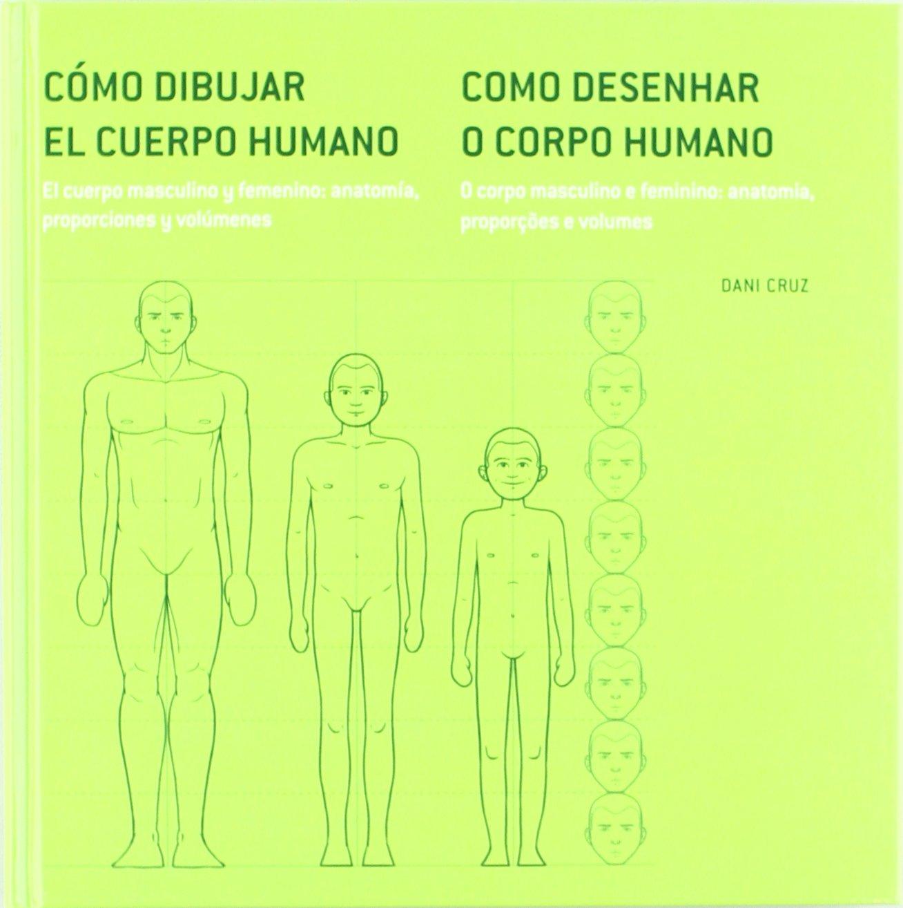 CÓMO DIBUJAR EL CUERPO HUMANO EL CUERPO MASCULINO Y FEMENINO ...