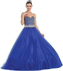5def6db8400 Layla K LK65 Prom Queen Formal Quinceanera Ball Gown