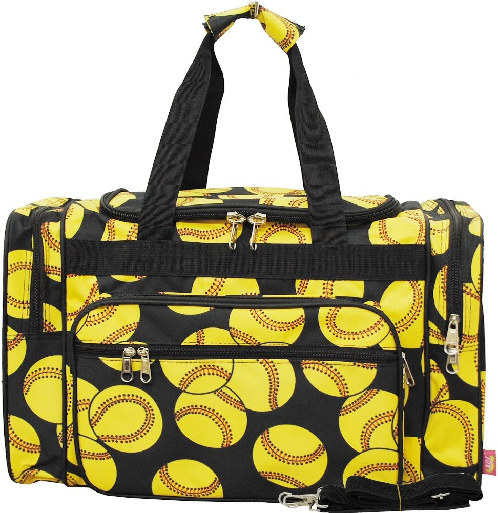 Softball NGIL Canvas Carry on 20 Duffle Bag