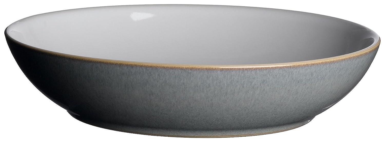 Denby Jet Grey Pasta Bowl 21.5 cm JET-052G Bridal Wedding list gift