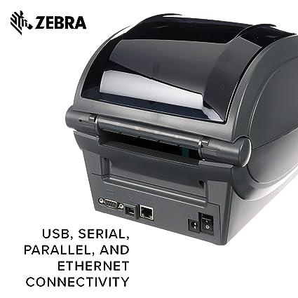 Amazon.com: Zebra - GX430t Impresora de escritorio de ...