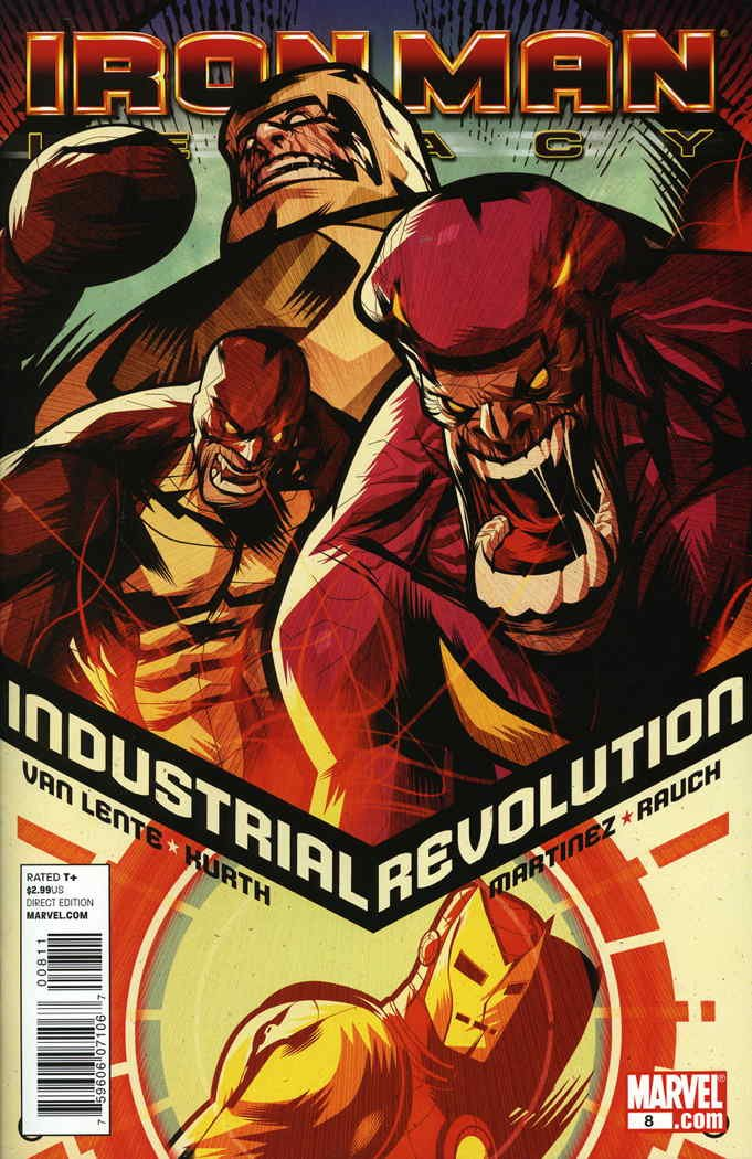 #8 2011 VF Stock Image New Avengers 2nd Series