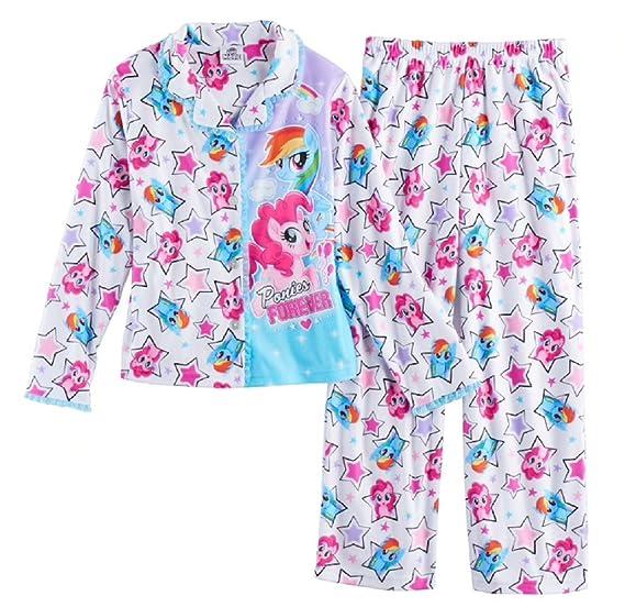 de44e1fbc Amazon.com  AME Girls My Little Pony The Movie Rainbow Dash   Pinkie ...