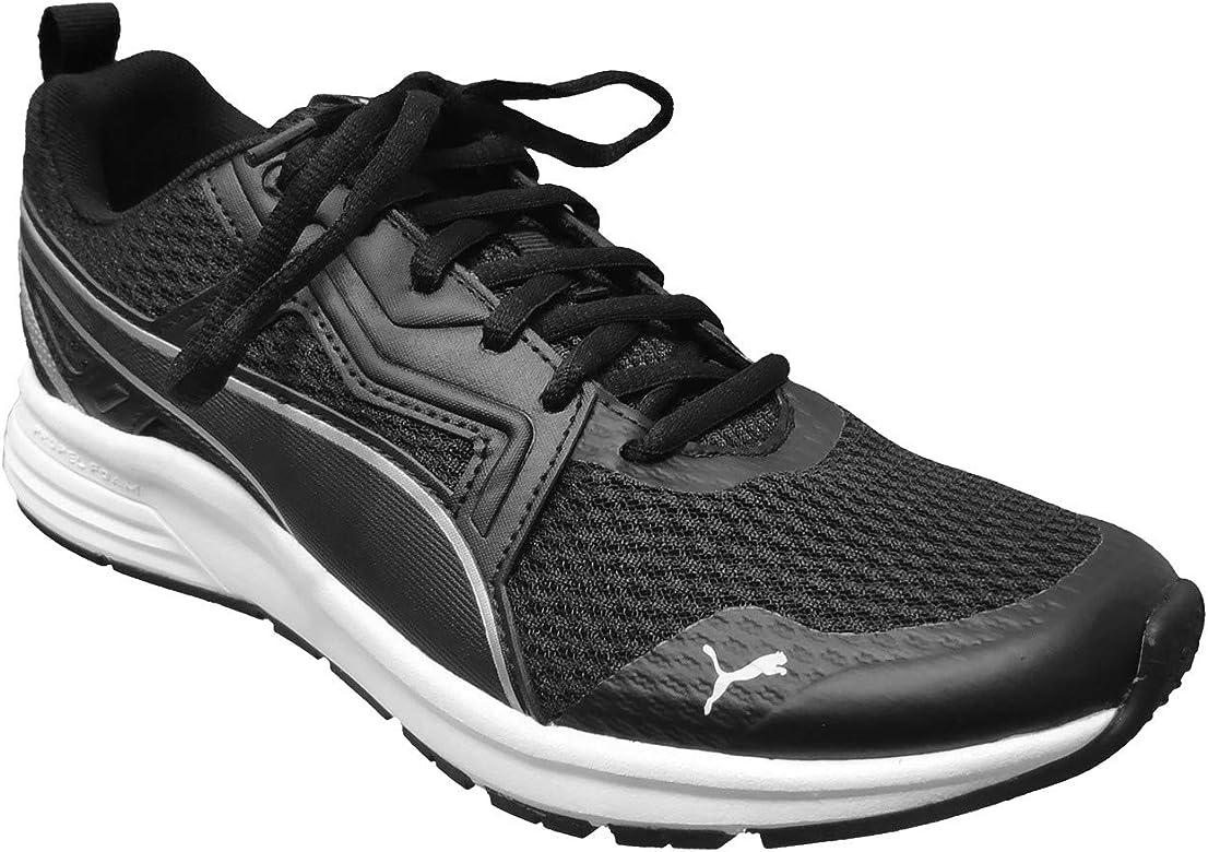 Puma Pure Jogger 369782 01 - Zapatillas Unisex para Hombre, Color Negro: Amazon.es: Zapatos y complementos