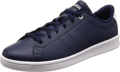 Black White Adidas Advantage Clean Qt Lowest Price Sport