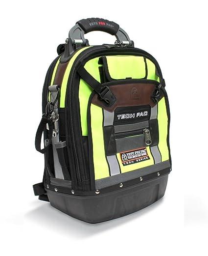 ceded72162a Veto Pro Pac TECH PAC HI-VIZ Service Technician Bag  Amazon.co.uk ...