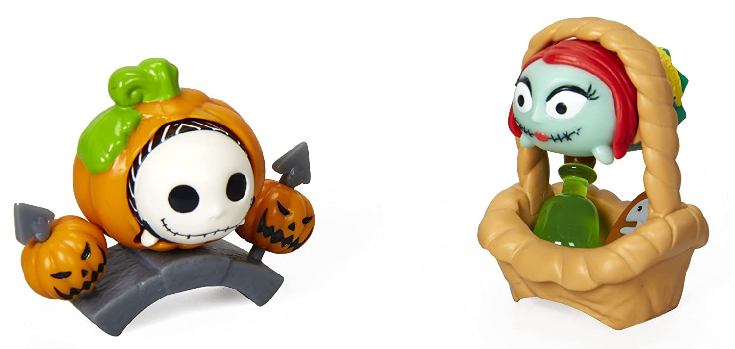 Tsum Tsum Nightmare Before Christmas Jack & Sally Seasonal Gift Pack ...