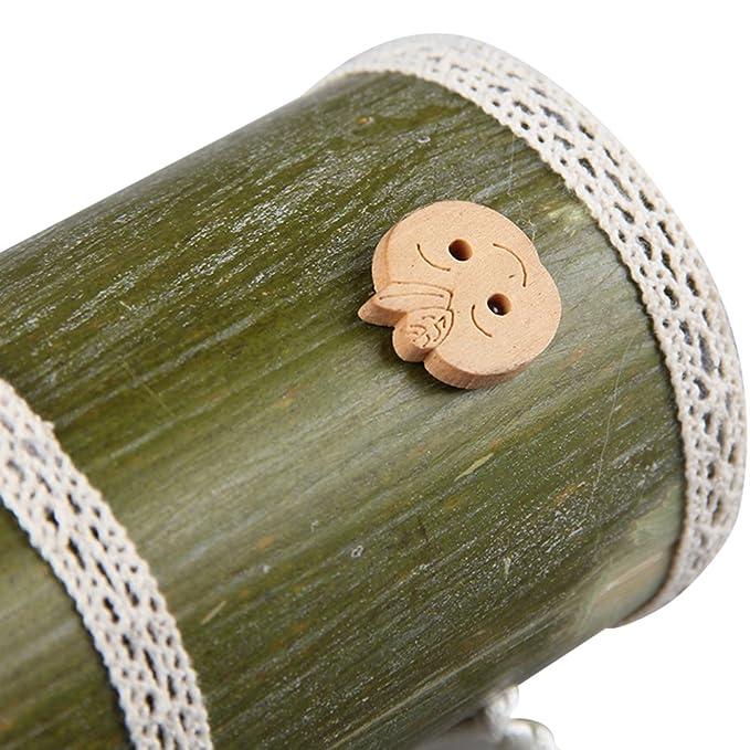ZuckerTi Cool bambú mascotas Jaulas Cabañas Cavernas Hamaca ...