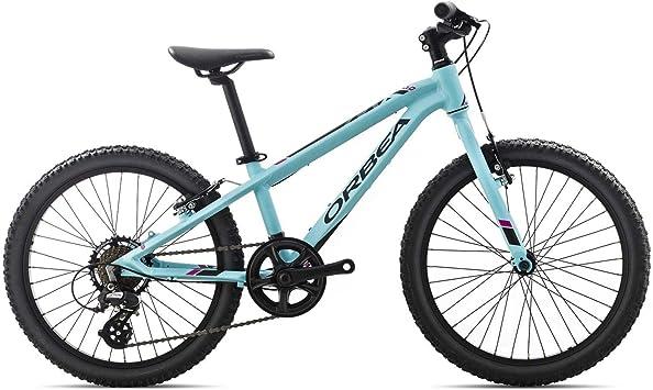 Bicicleta de montaña infantil Orbea MX de 20 pulgadas, 7 marchas ...