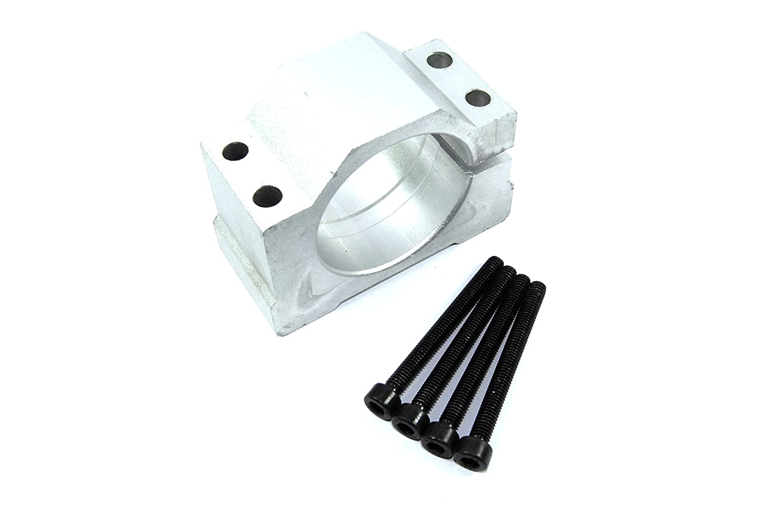 52mm Spindle Mount Aluminium Clamp ER11 CNC Router Milling