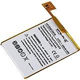 Mitsuru® 1030mAh recambio batería para Apple iPod Touch 5G recambio