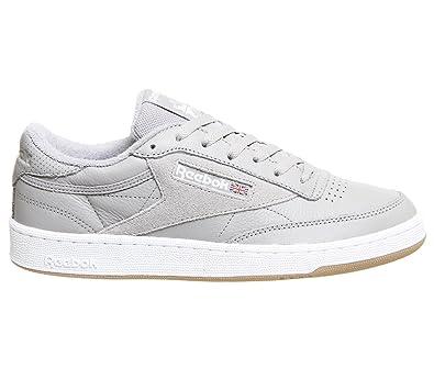 Reebok Men s Club C 85 Estl Tennis Shoes  Buy Online at Low Prices ... 1141ad5623674