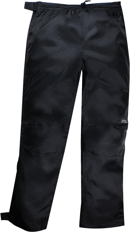 Red Ledge Unisex Thunderlight Full-Zip Pant Full Side Zip Rain Pant