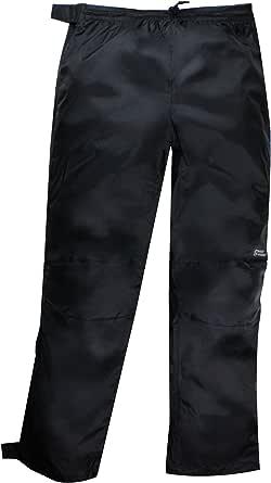Red Ledge Unisex Adult Thunderlight Full-Zip Pant Full Side Zip Rain Pant