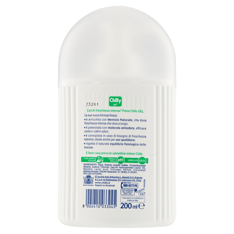 Chilly - Jabón Gel Intimo - Formula fresca - 200 ml: Amazon.es: Salud y cuidado personal