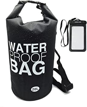 langxun impermeable bolsa seca, 500d PVC tejido, 10L, 20L para ...