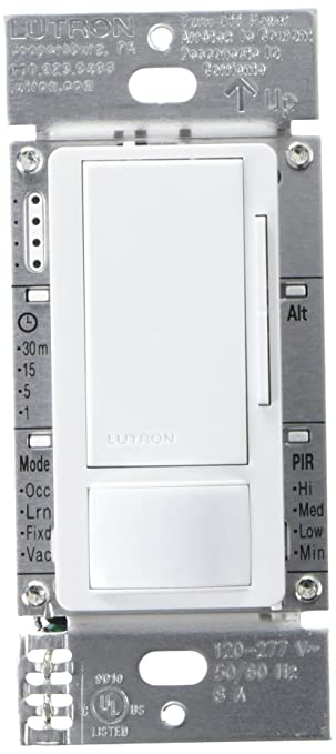 Lutron ms z101 wh maestro 0 10v120 277v dimmer occupancy lutron ms z101 wh maestro 0 10v120 277v dimmer sciox Image collections