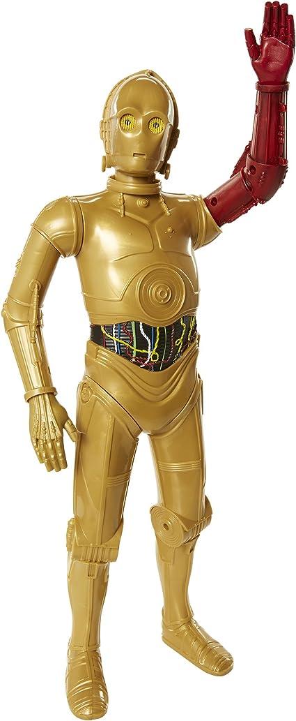 STAR WARS Big Figs Episode VII Massive 31-Inch C-3PO Action Figure 01778