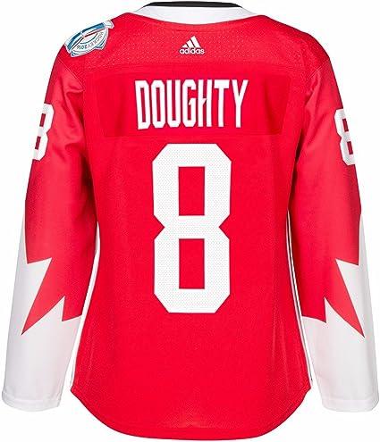 drew doughty team canada jersey