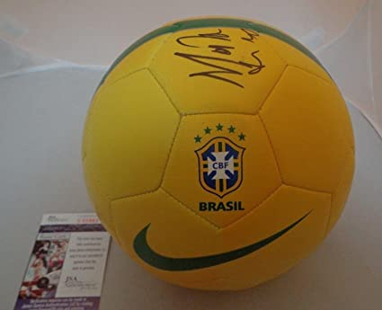 Image Unavailable. Image not available for. Color  Marta Vieira da Silva signed  Brasil Soccer Ball ... ad54b251c