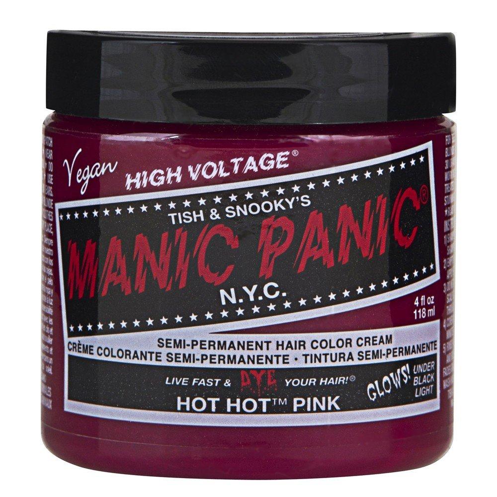 Manic Panic Hot Hot Pink - Classic Tintura per capelli rosa acceso 118 ml
