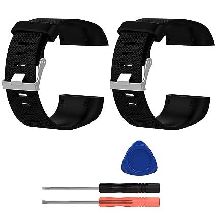 Sportelektronik armband fitbit surge Gr.l Fitness & Jogging