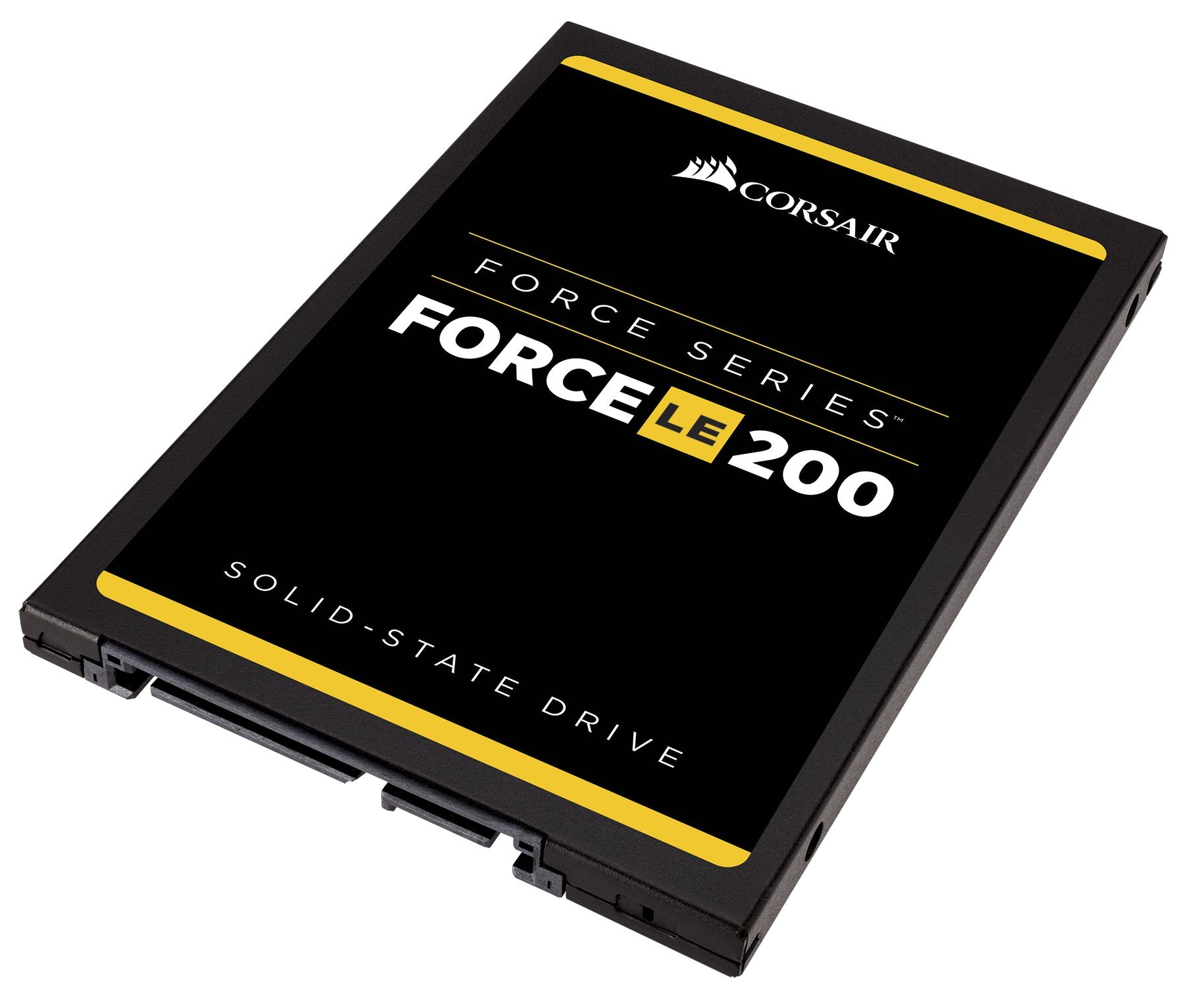 Corsair Memory Only Corsair Force Series LE200 SSD, SATA 6Gbps 120GB 2.5 inches CSSD-F120GBLE200B by Corsair (Image #1)
