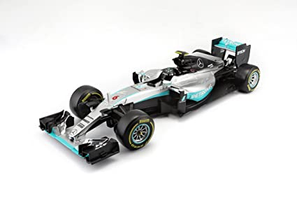 86e4c53af88f2 Image Unavailable. Image not available for. Color  Bburago 15618001R - 1 18 F1  Mercedes AMG Petronas W07 Hybrid ( 6 N