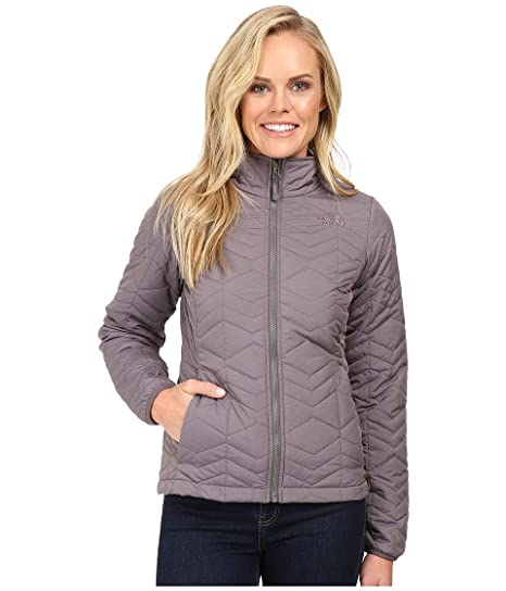 bdfde3376eb2 Amazon.com  The North Face Women s Bombay Jacket Rabbit Grey Heather ...