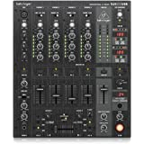 Behringer Pro Mixer DJX900USB Professional 5-Channel DJ Mixer,Black