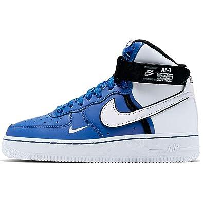 Nike Air Force 1 High Lv8 2 Kids Big Kids Ci2164 400 Size 5