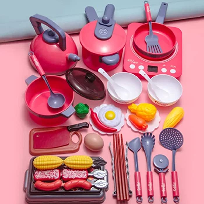 The Best Play Kitchen Food With Basket