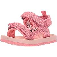 OshKosh B'Gosh Unisex-Child Girls Stitch Athletic Summer Sandal