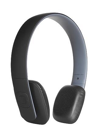 Energy Sistem BT3+ - Auriculares con micrófono (control remoto, Bluetooth 4.0) color negro: Amazon.es: Electrónica