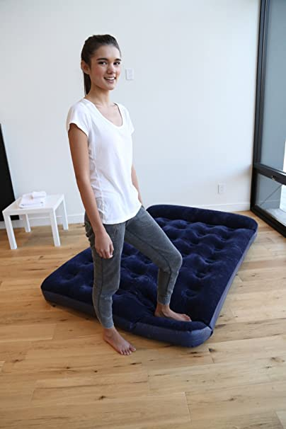 Amazon.com: Bestway Comfort Quest – Cama hinchable (191 x ...